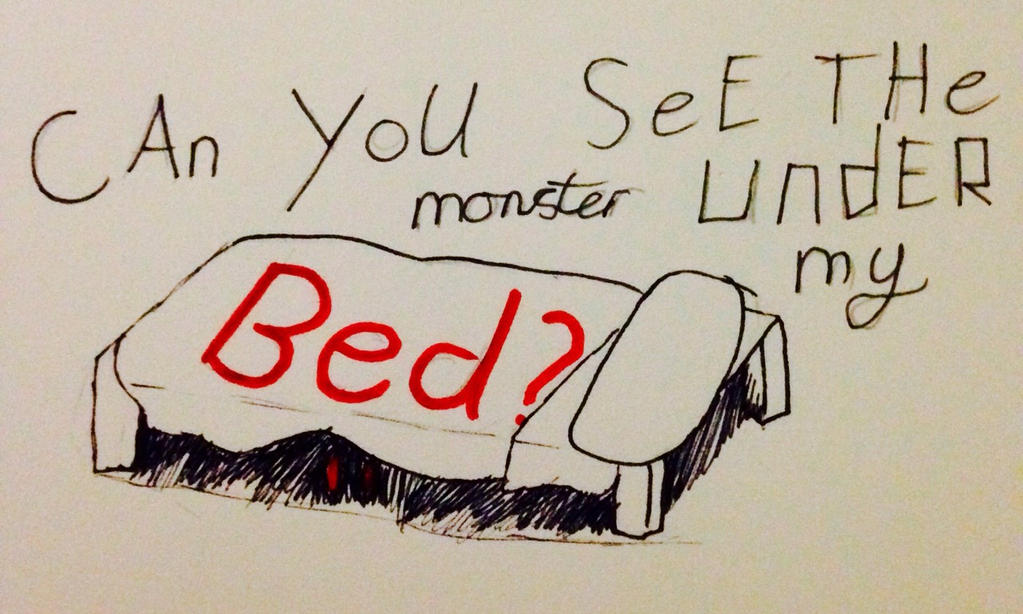 Monsters by briethebee