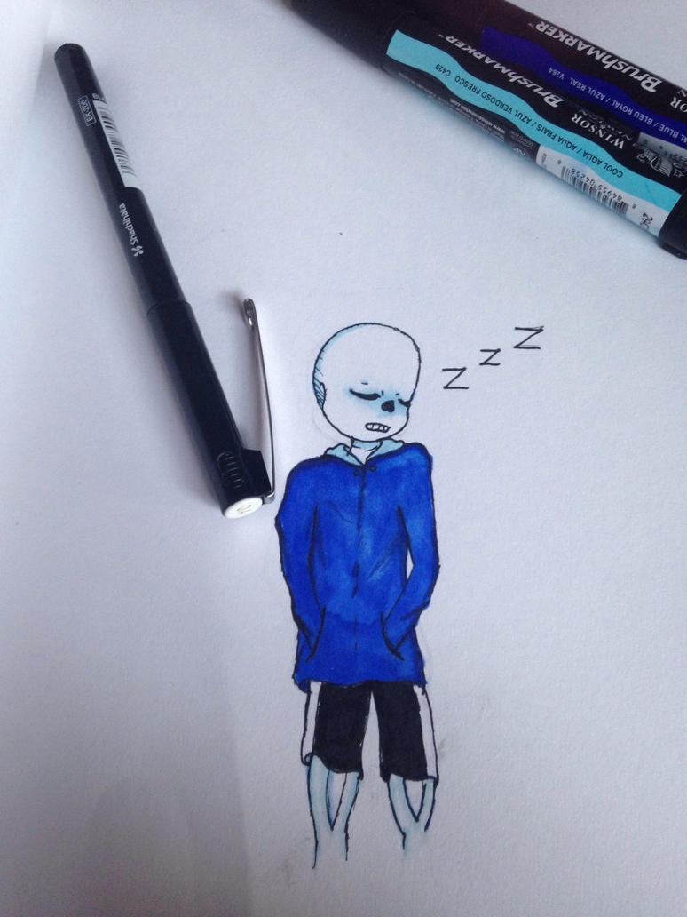 SANS and new colours!!!! by briethebee
