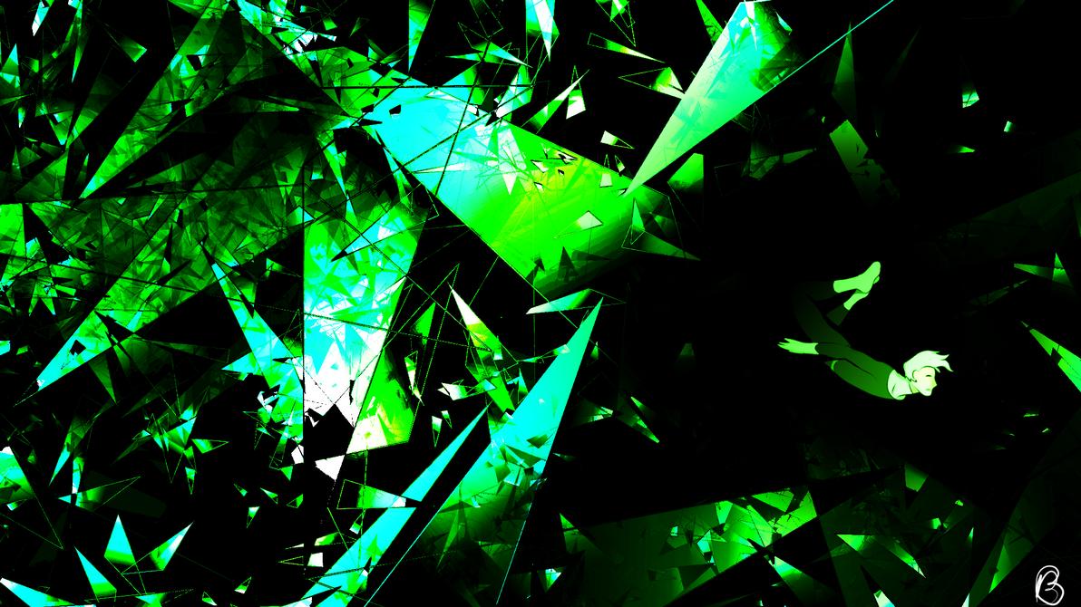 Green by briethebee
