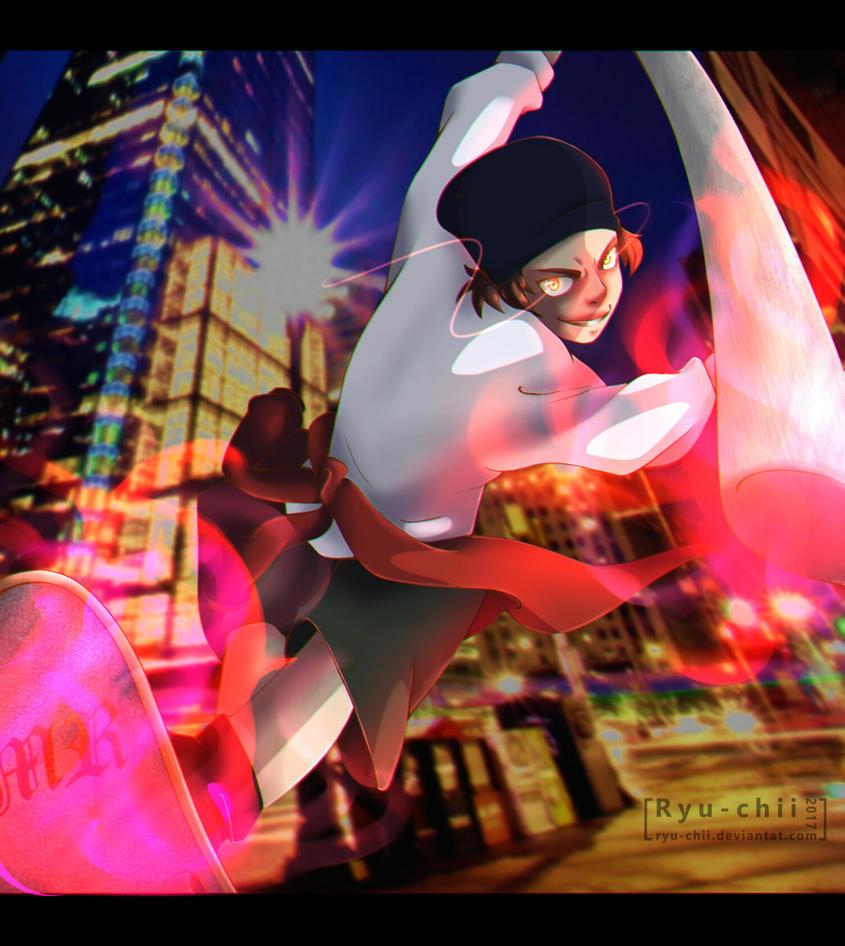 Lemme smash by Ryu-chii