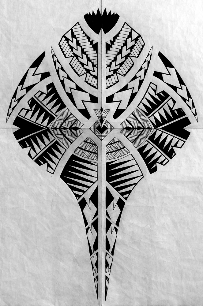polynesian tattoo design commission by cameron rutten on deviantart. Black Bedroom Furniture Sets. Home Design Ideas