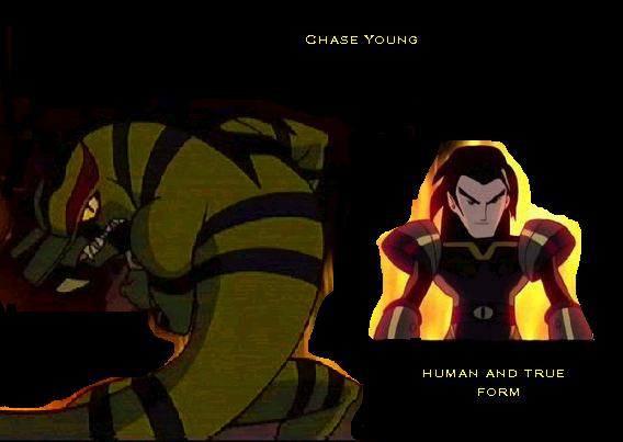 Xiaolin Chronicles Chase Young And Shadow