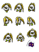 Holy Digitamamon Sprite by Zeromaru-x
