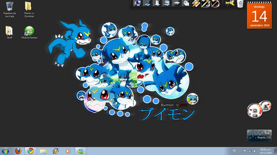 Desktop November by Zeromaru-x