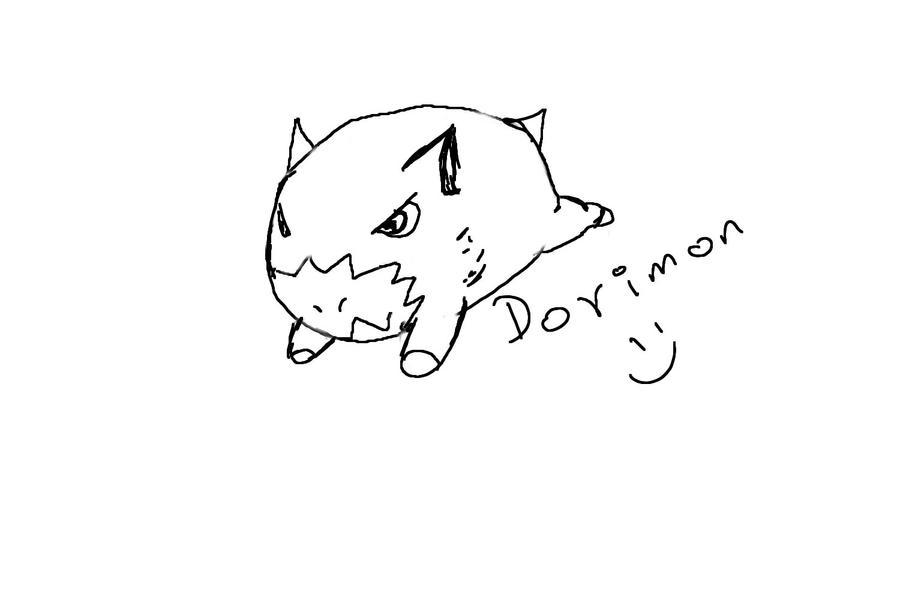 Dorimon - En proceso by Zeromaru-x