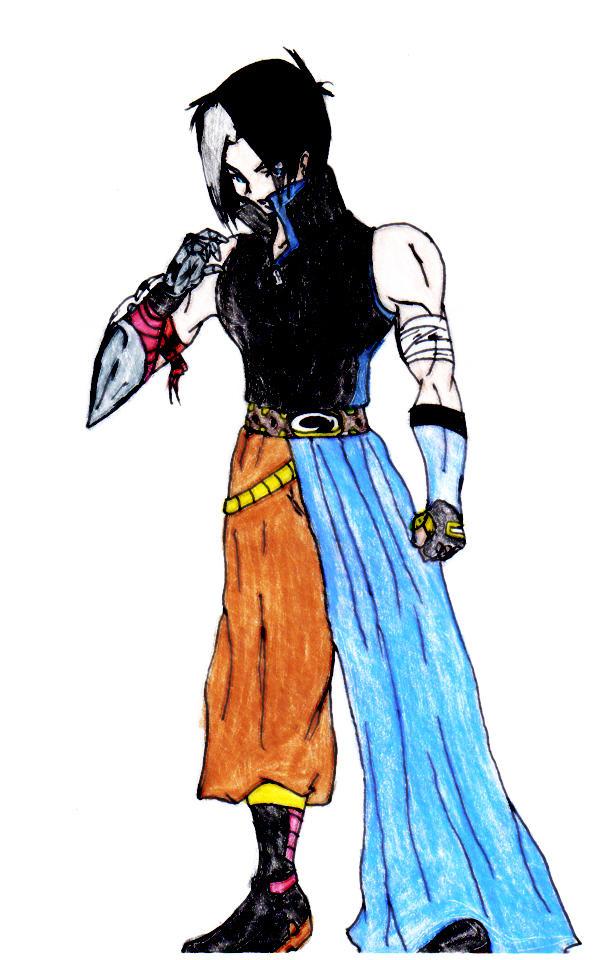 Akira older by Zeromaru-x