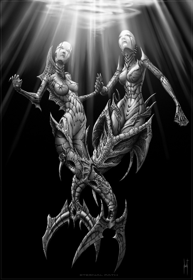 Zodiac Pisces By Mag Nit On DeviantArt