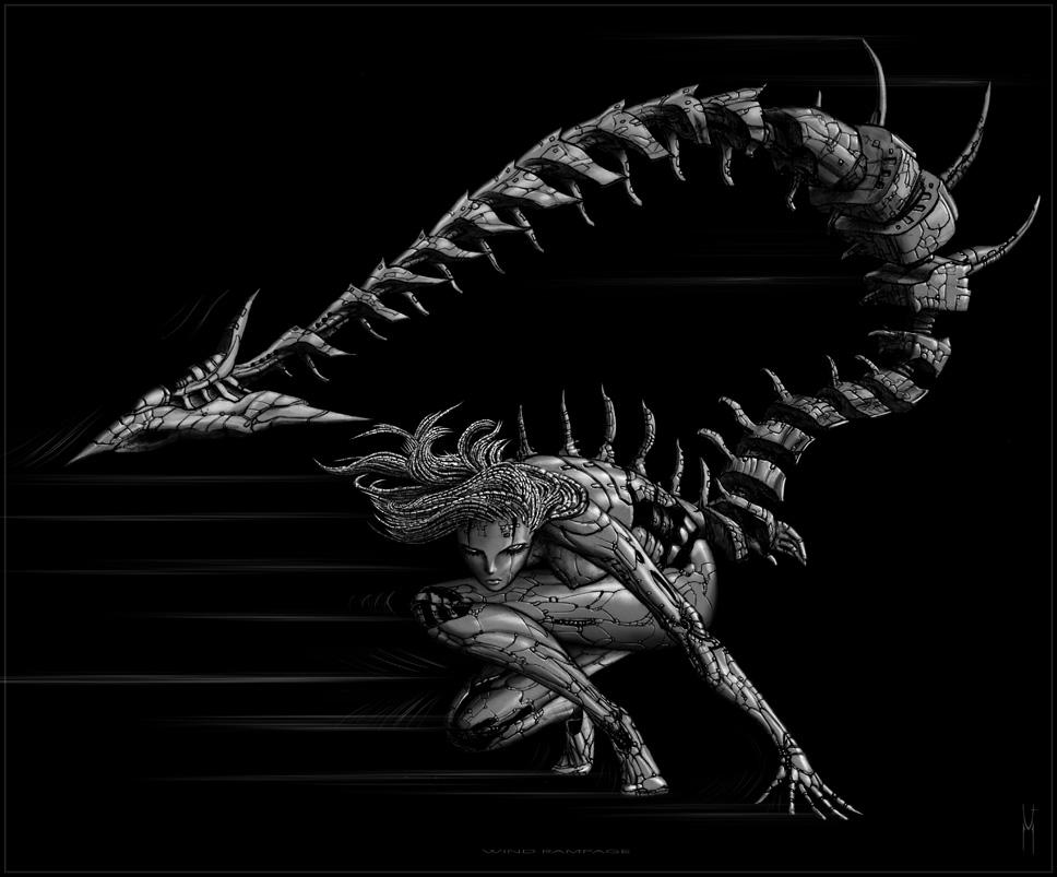 Zodiac Scorpio By Mag Nit