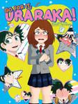 Go for it Uraraka!!