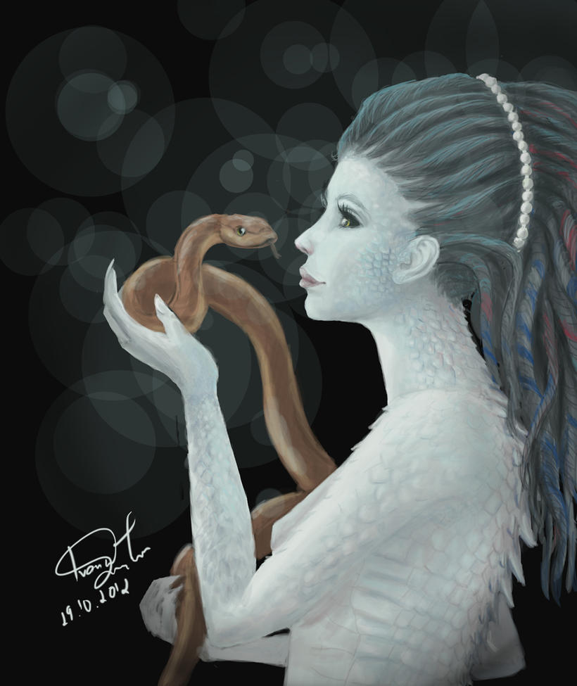 Affinity by lunaSerene
