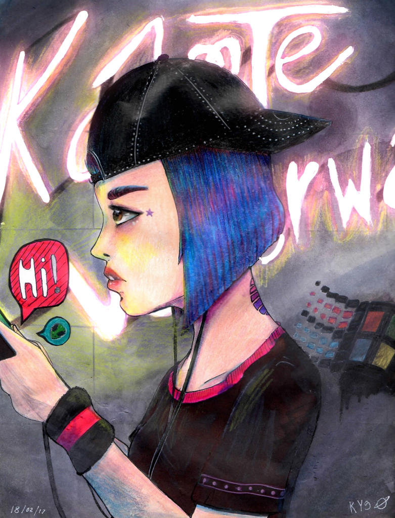 Kate by KamiraYumeSora