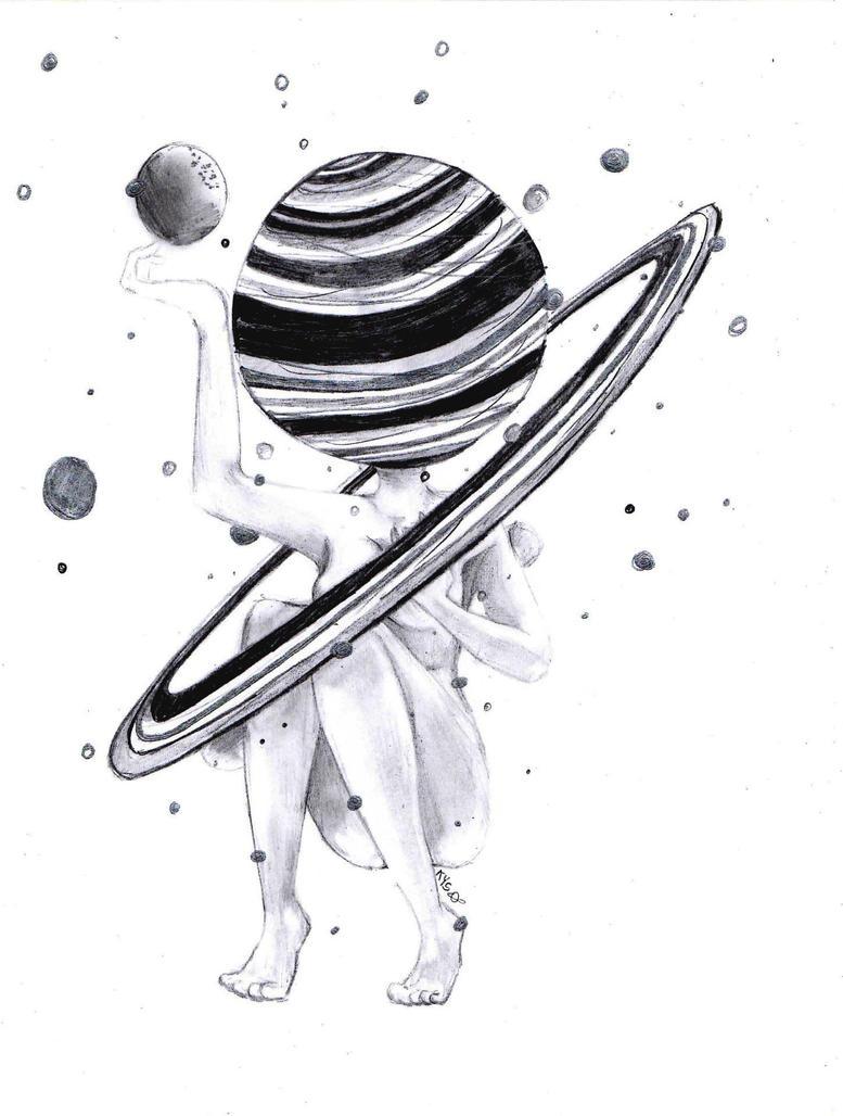 Mrs. Saturn by KamiraYumeSora