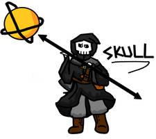 FREE DRAW: Skull