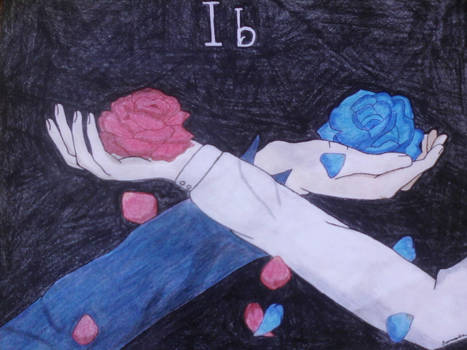 Ib And Garry Roses