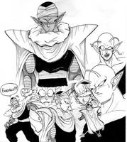 Piccolo by kinkywinky