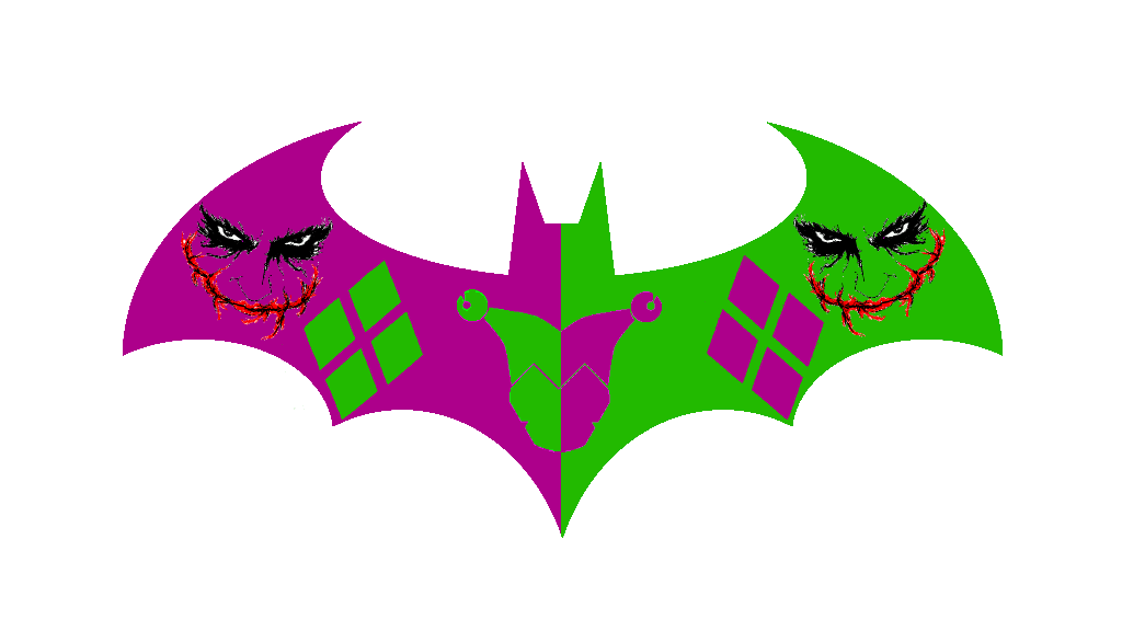 the gallery for gt joker symbol batman