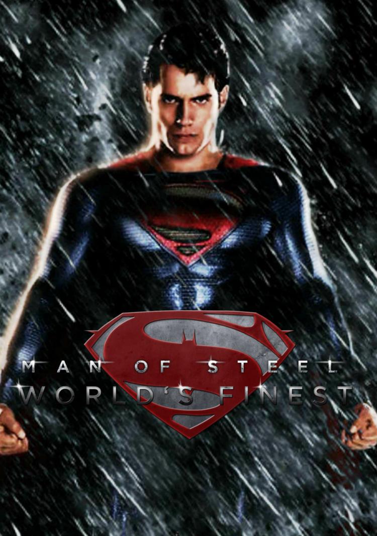 Man of Steel   movie poster (Fan Made) by xLexieRusso2 on ...