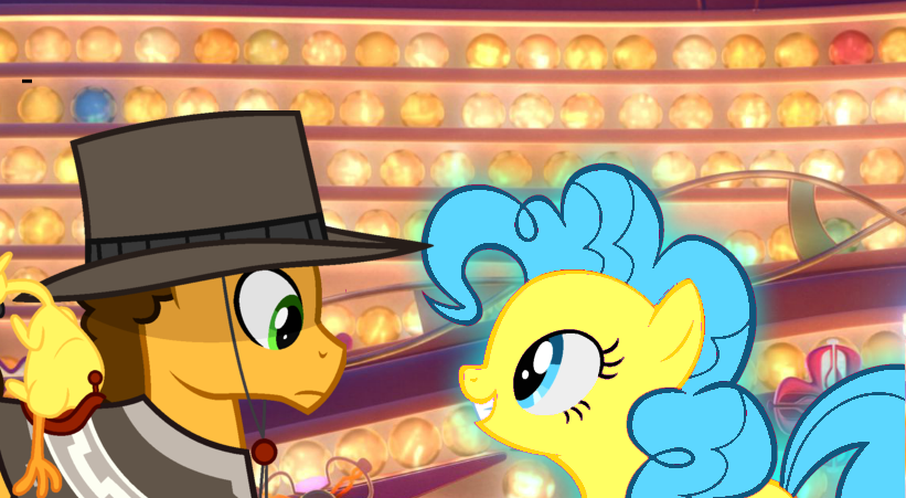 Joy And Cheese Sandwich (MLP