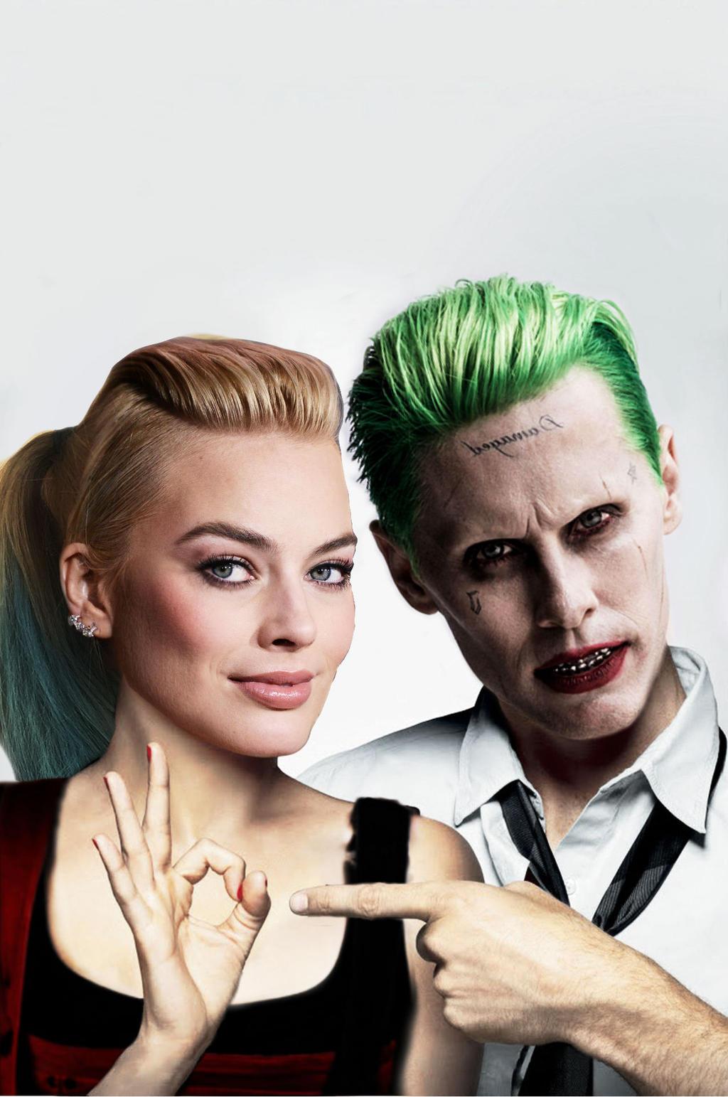 Harley and Joker (Manip Movie) by xLexieRusso2
