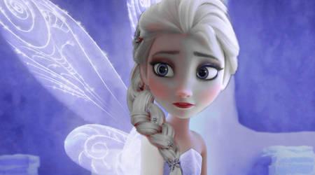 Elsa | Fairy by xLexieRusso2