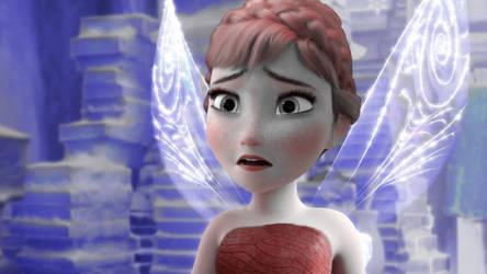 Anna | Fairy by xLexieRusso2