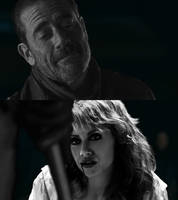 Negan and Shellie   House of Memories  by xLexieRusso2