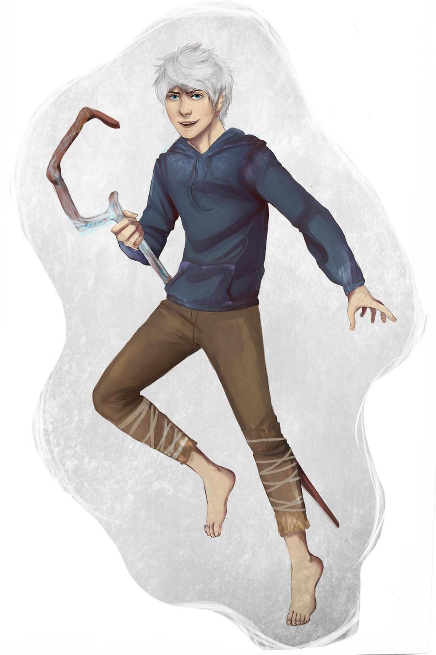 Jack Frost by sakuraartist
