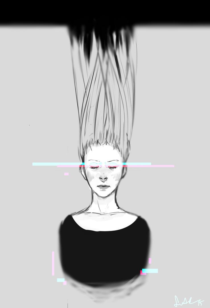 Glitch by sakuraartist