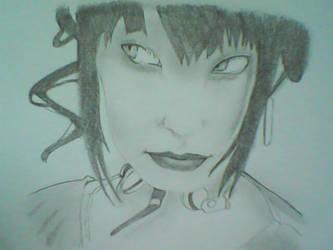 Drawing Omi by NadoArt89