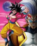 Dragon Ball GT - Baby Saga