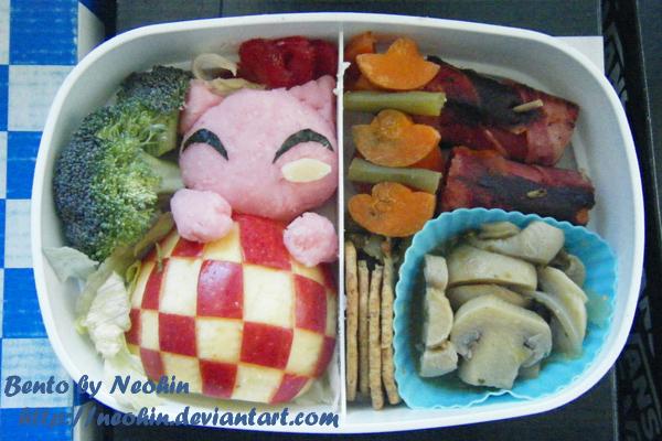 Mew Bento :p by neohin