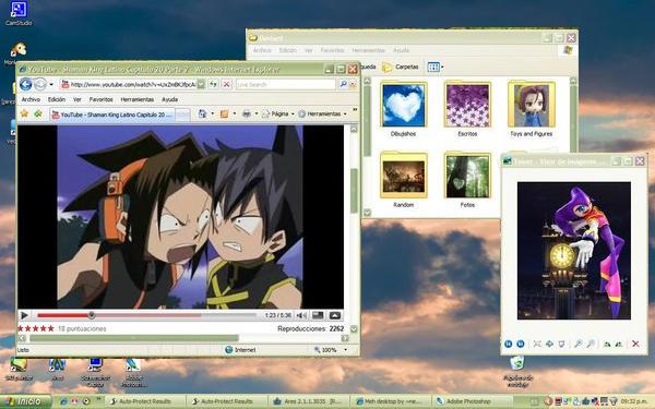 Meh desktop