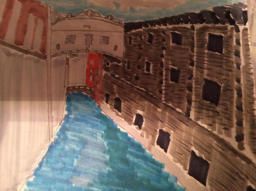 .Canale Grande de Stinko. by NewRoyalDragon