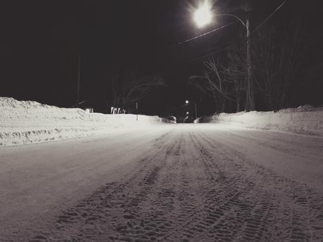 Nuit glaciale