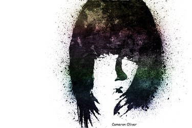Grungy Splatter Effect by CameronOliver