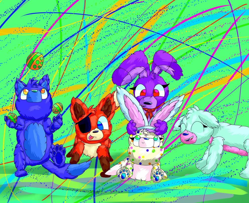 Le Fun Animals! by Ralphiedog