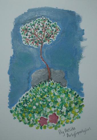 Nature: Tree by ArtySpartyGirl