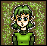 The Legend of Zelda: Saria by ArtySpartyGirl