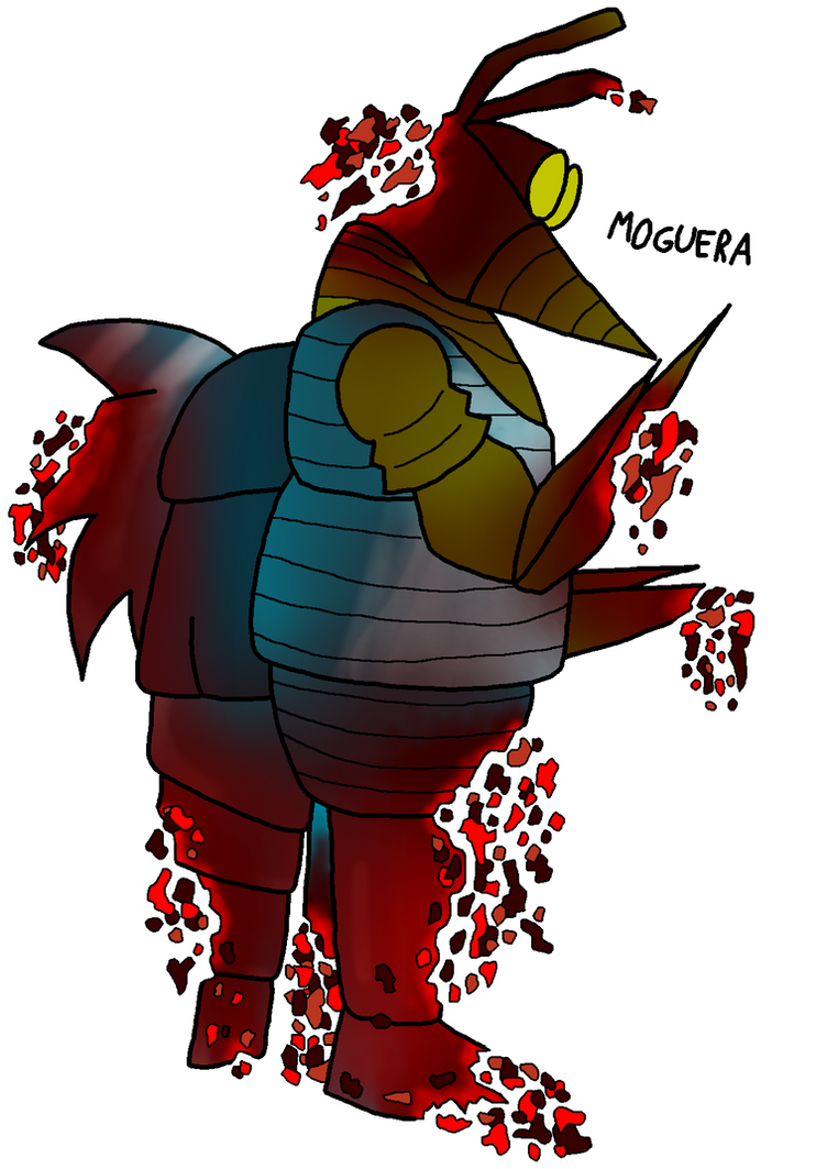 Not Moguera NES Godzilla: Moguera ...