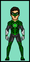 Hal Jordan Green Lantern by Kogan04