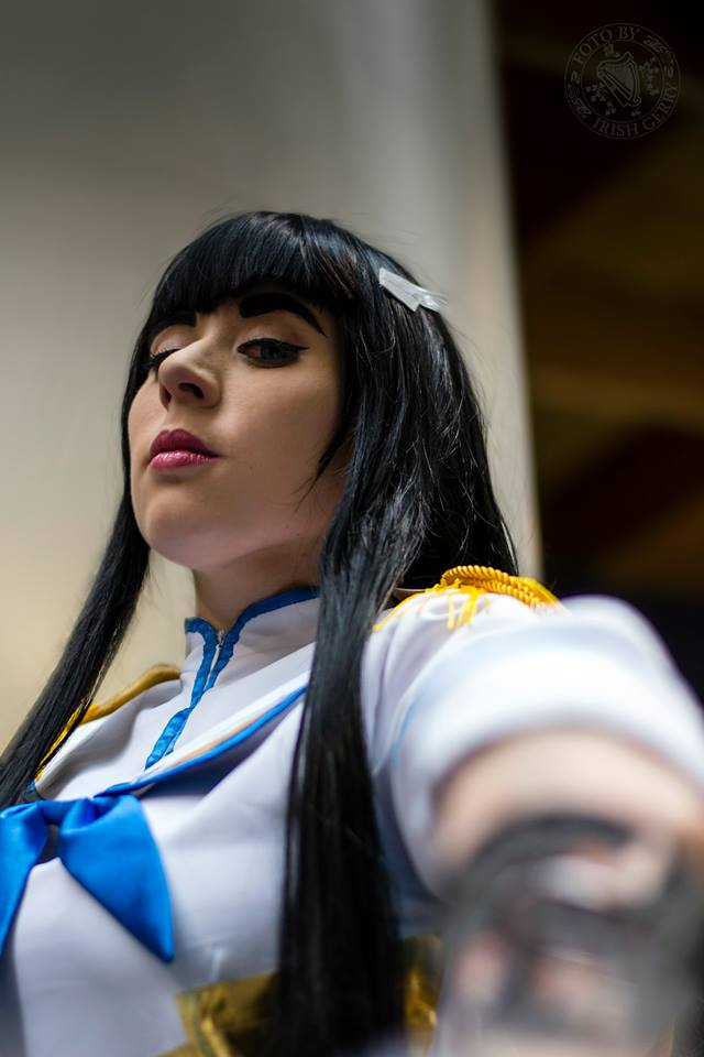 Lady Satsuki - Satsuki Kiryuin from KillLaKill by NekoChanCosplay