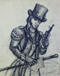 Steampunk Javert