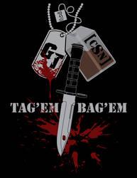 Tag'em and Bag'em