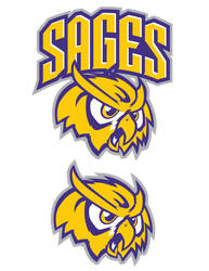 Sages Owl Head