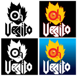 Oh Vegito Dubstep logo