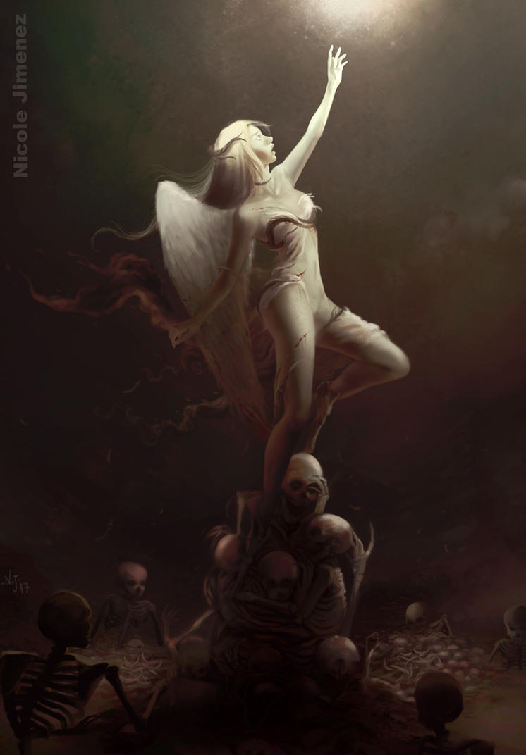 salvation by Nicole-Jimenez