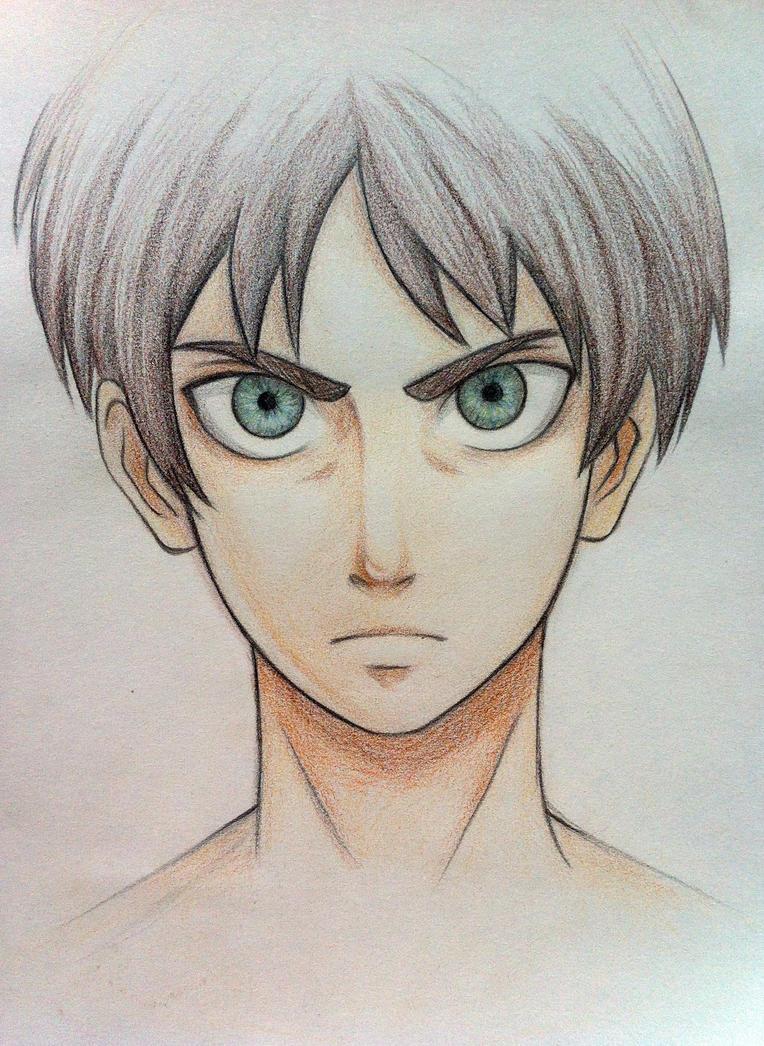 Eren by MyAbsentRomance