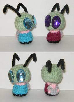 Teenie Tiny Invaders