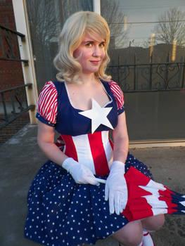 Loli Captain America 2