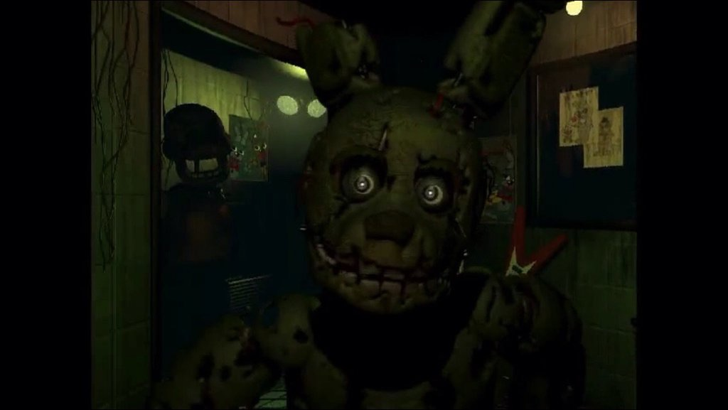 Our little horror story springtrap x reader by clanwarrior di jpg